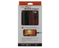 New 1080P 3D Mydp SlimPort to HDMI Cable Adapter for Google Nexus4 5 7, LG optimus, G pro, LG  G2, G pad 8.3, G Flex