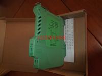 free shipping Net ultra-thin signal isolator temperature dc   transducer isolator