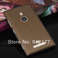 Mini Order 1pc Flexible Glossy TPU Soft Case Protective Cover Skin for Nokia Lumia 925 + Screen Protector