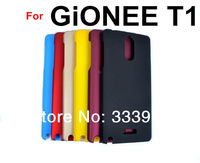 2PCS 10% OFF!! Unique Fashion Wear Resistant Quicksand Hard Back Case For GiONEE Tianjian T1Phone Cover Fits T1 accessories