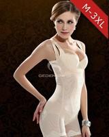 2014 Women Shapewear Garment Conjoined Thin Non-Trace Closed Abdominal Dress Postpartum Garment Body Of Corsets Thin Body