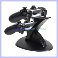 Dual USB Charging Dock Station for Sony PS4 Playstation 4 Controller Charger