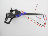 motor assembly C BLACK/WHITE motor wire and WHITE light for U817A U818A RC quadcopter spare part Accessory Wholesale