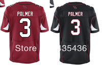 Free shipping Carson Palmer #3 Arizona Authentic Football Jerseys,Embroidery stitched On-Field Elite American Football jerseys