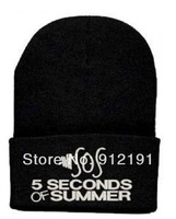 2014 NEW  5 Seconds of Summer Beanie SOS Knit Hat  mixed order with other style BEANIES  27pcs/lot  WINTER hats