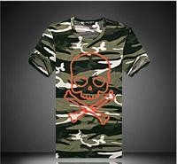 Camouflage T shirt men brand  U.S. military men tshirt cotton urban digital brand hot sale camiseta man