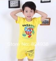 Baseball cap cute cartoon short-sleeved children's primary sources of comfort Slim