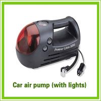 Free Shipping  12V  Car Auto Electric Pump Air Compressor Portable Tire Inflator 300PSI