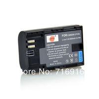 New  2600mAh LP-E6 LPE6 Battery For Canon 5D Mark III 6D 7D 60D Show battery level