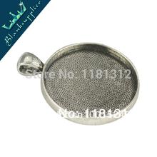 popular antique silver pendant