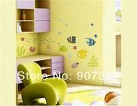 Giraffa Art Decals Home Decoration Kids DIY Wallpaper Sticker (Yellow),free shipping