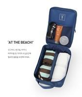2014 Summer travel bag storage bag travel pouch organizer bag for women 4 color new arrival