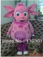 Luntik Cartoon Adult Size HOT SALE Mascot Costume  Animal mascot costume free shipping
