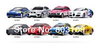 Shen qi wei 8008 1:53 Emluator Radio Control Racing 9cm  mini rc car Wholesale