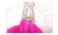 Fashion Feather Earring,Fashion Jewelry,Women Earring,