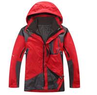 Outdoor Jacket Brand Winter Sports Jackets For Men Ski Skiing Camping Hiking Climbing Cycling Waterproof Windproof Sportwear