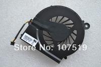 Free shipping New CPU Cooling Fan for HP Compaq CQ42 G42 CQ62 G62 G4 series Laptop F0224 646578-001 Cooler Fan