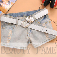 2014 new fashion sexy brand women's summer short jeans low waist denim shorts jeans casual hot pants