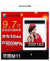 100% Guarantee Original 9.7 inch window M11 Tablet PC 16GB WIFI ARM Cortex-A9 CPU Quad Core Android 4.2 2048X1536 2GB 16GB HDMI