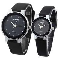 Sinobi male watch ladies watch lovers watch gift watch box battery