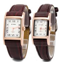 Ikey eyki strap male watch ladies watch lovers watch gift watch box