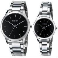 Ikey eyki watch male ladies watch lovers watch gift watch box battery