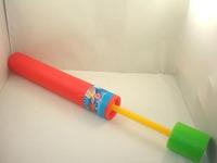 1pcs free shipping swimming pool toys Medium 38cm  water cannons swimming pool pumping water gun child beach swimming toys
