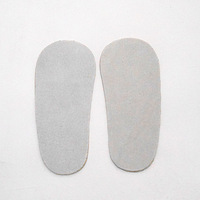 Baby toddler shoes pigskin insole plush insoles