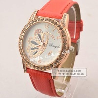 Diamond strap watch ladies watch fashion watches decoration watch casual vintage women's watch