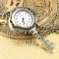 Key pocket watch bracelet ladies vintage pocket pocket fashion watch