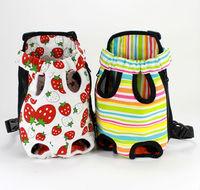 Dog Backpack Portable shoulders dog bag mother kangaroo dog bag dog outdoors packs