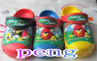 Free shipping 2014 3D Design Kids Unisex Boys and girls Slides sandal shoes size 6C7-12C13