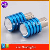 2X5.2W CREE car light source Auto LED Emitter BA15S/1156 Backup Reserve Lights Light Bulb daytime head light