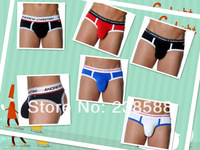 top brand black red white blue Andrew Christian shorts Underpants Man men brand Adult Underwear cotton Sexy breathable fabrics