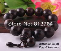2014 Buddhist common jujube wood beads bracelet Harmes Date wood beads bracelets 6mm 8mm 10mm 13mm 15mm 18mm 20mm Free shipping