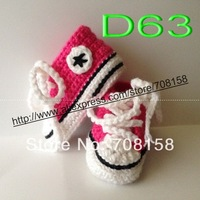 free shipping, 50pair/lot Crocheted Baby Saddle Oxfords, Sport Shoes, Sneakers, Booties, size 0-18 months,