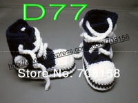 free shipping,Crochet Baby Tennis shoes, Saddle Oxfords, Crochet Baby Shoes, Tennis Shoes, Lace-Up Shoes, Baby Shoes, 30pair/lot