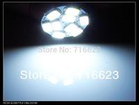 5x New 1156 P21W 5630 LED 9 SMD R10W turn signal steering side lamp reversing brake back up rear light white