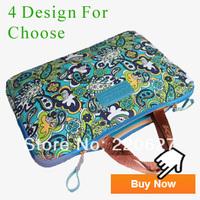 Pop Fashion Bohemia 10 10.1 11.6 12 13 13.3 14 15 15.6 inch Laptop Hand Bag Notebook Sleeve Bag Case For MacBook Drop Shipping