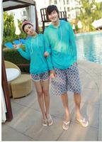 Free shipping hot sales new lovers summer swim beach pants 2014 fashion shorts women and shorts men X_33 wholesale