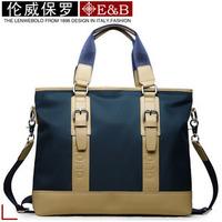 Male handbag shoulder bag messenger bag high quality canvas bag  fashion style