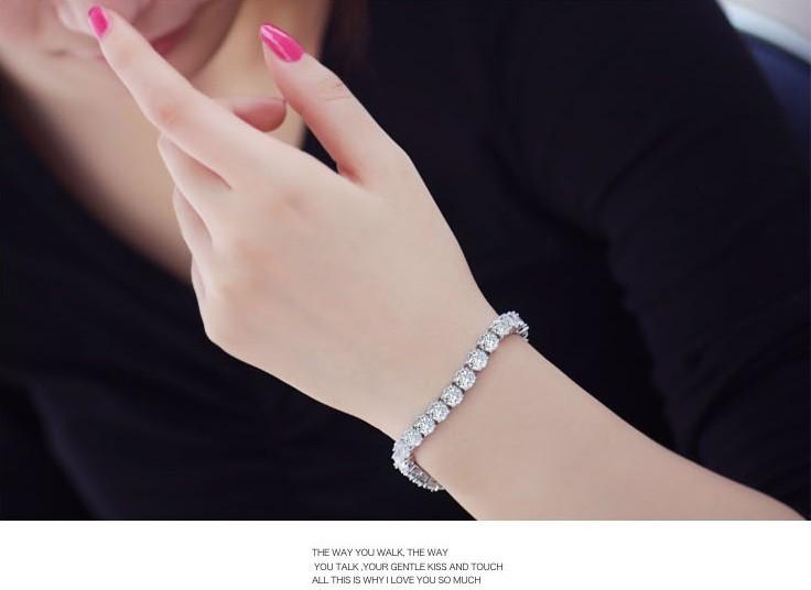 Aliexpress.com : Buy Beautiful Bracelets SONA Synthetic ...