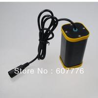 Black Color 8.4V 4*18650 Battery Pack for Bicycle Light
