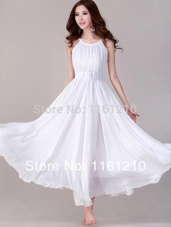 White Linen Wedding Dress Plus Size: Plus size wedding dress white ...