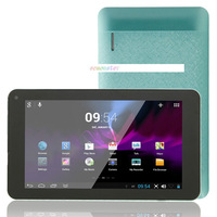 "Multiple Colors 7"" Capacitive Touch Screen V8880 Dual-Core Android 4.2 4GB Tablet PC with Dual Camera Free Shipping"
