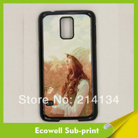 Hot galaxy S5 sublimation cases for Samsung S5 sublimation prinitng