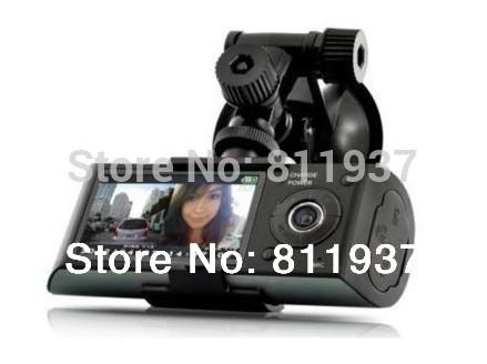 """2.7"""" Dual Lens Dash Camera Car DVR GPS G-sensor CAM Video Recorder(China (Mainland))"""