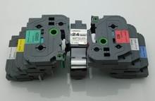 24mmX8m TZ-152,TZe152 For TZ tape TZ152 (TZ-152) Compatible P-Touch Tape PT-1000 label maker