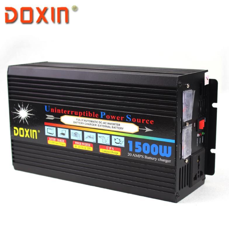 UPS DC 12V to AC 220V Car Power INVERTER Universal Power Supply Inverter ST-N031(China (Mainland))