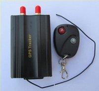 Buy TK103B Get K2000 Car DVR Vehicle/Car GPS tracker+Remote Control GPS103 Car Alarm Quad-band PC&website GPS tracking system